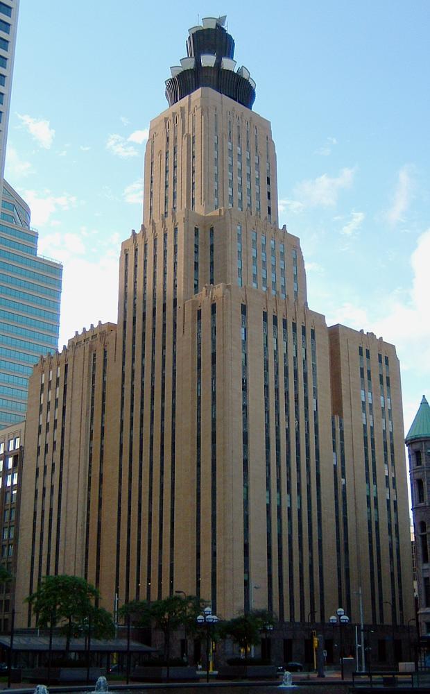 Qwest Building Minneapolis