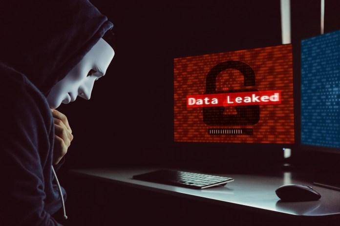 data leak hacker ransomware