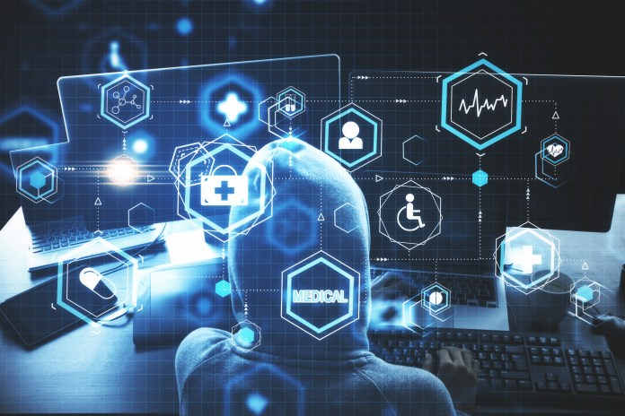 medical hack, cyberattack