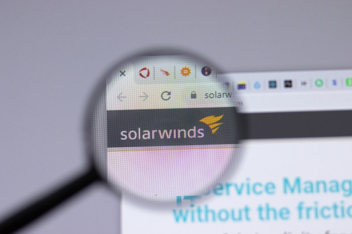 SolarWinds cybersecurity breach